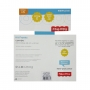 Kit Fronha Estampada Bichinhos com 3 unidades -Incomfral - Fisher Price - Amarelo