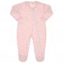Macacão Pijama Inverno Vrasalon Soft Baleinhas - 01 ao 03
