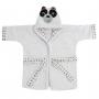 Roupão Incomfral Fisher-Price  Panda