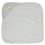 Toalha de Plush com Puff no Capuz Estampa Ovelhas - Incomfral - Bambi Malhas