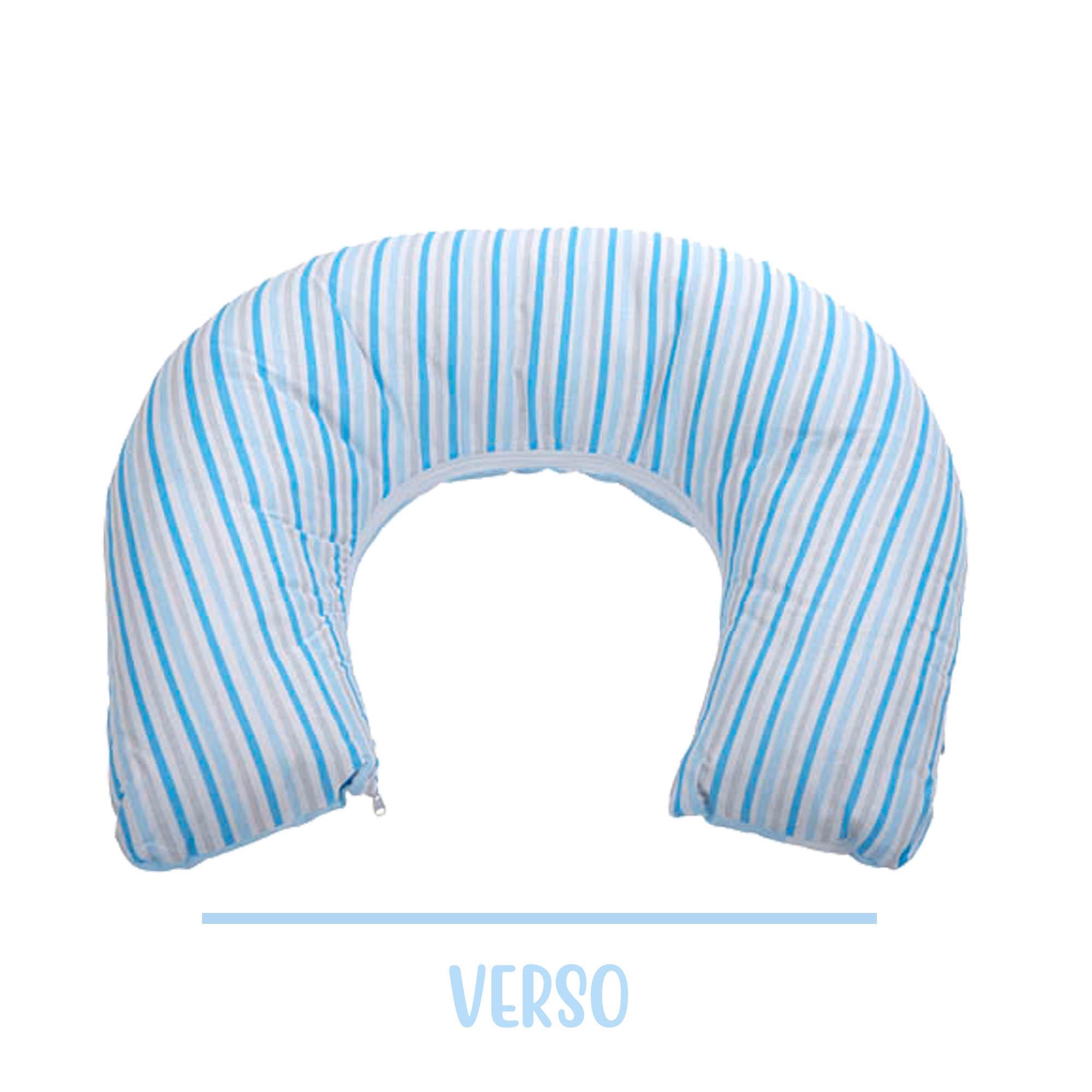 Almofada de Amamentação - Incomfral - BabyJoy - Azul