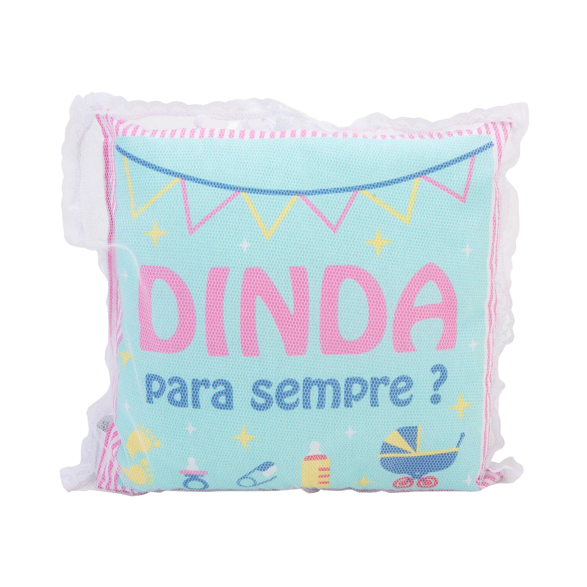 Almofada Incomfral Babyjoy - Dinda