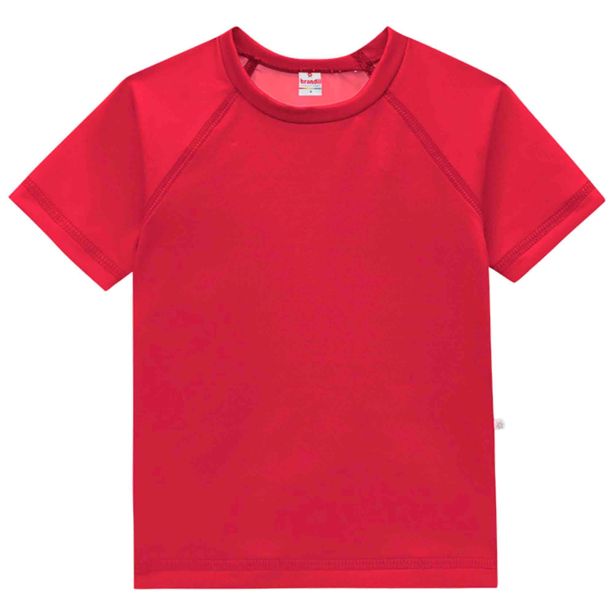 Camiseta Meia Manga Brandili - Malha UV - 1 ao 3