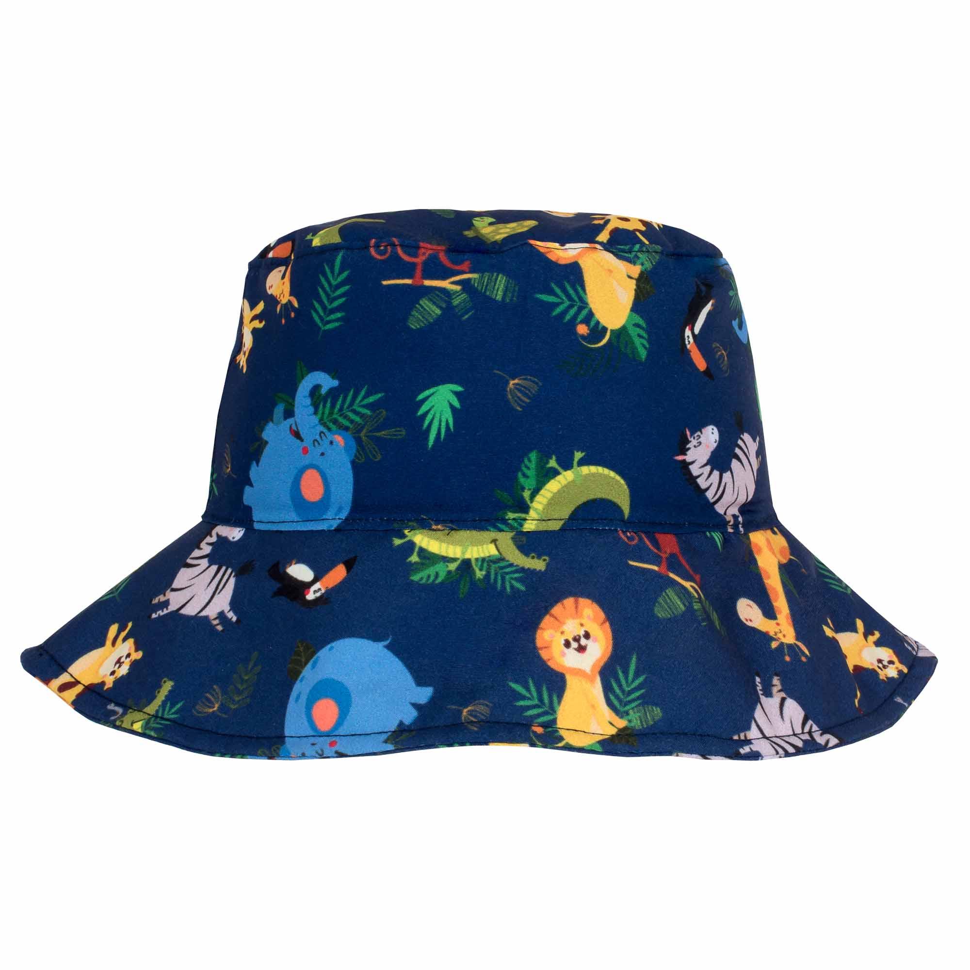 Chapéu Everly Bebê Safari - P ao G
