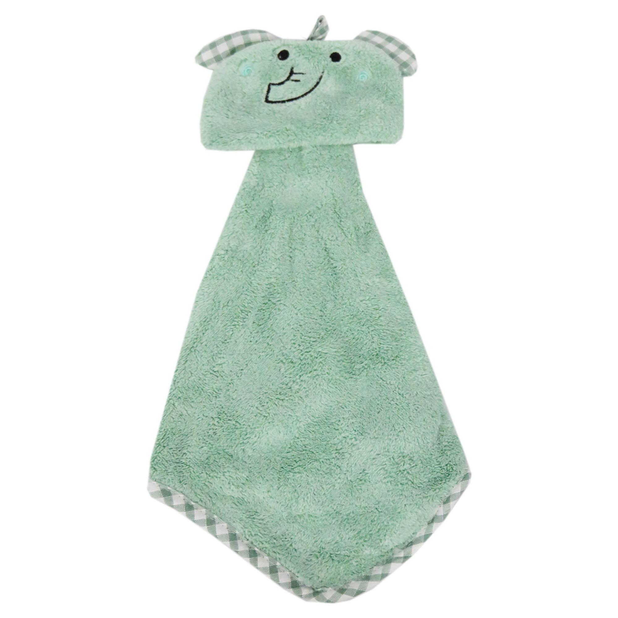 Cheirinho Bouton Baby - Elefante Verde