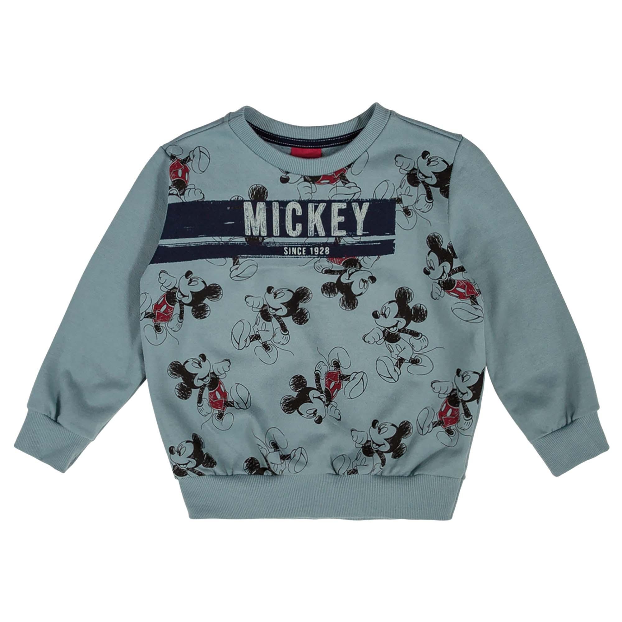 Conjunto Inverno Cativa Estampa Relevo Mickeys Since 1928 - 1 a 3