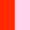 Vermelho/Rosa Claro