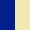 Azul Escuro/Bege