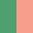 Verde/Salmão