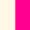 Creme/Pink