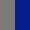 Cinza Escuro/Azul Escuro
