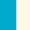 Azul/Creme