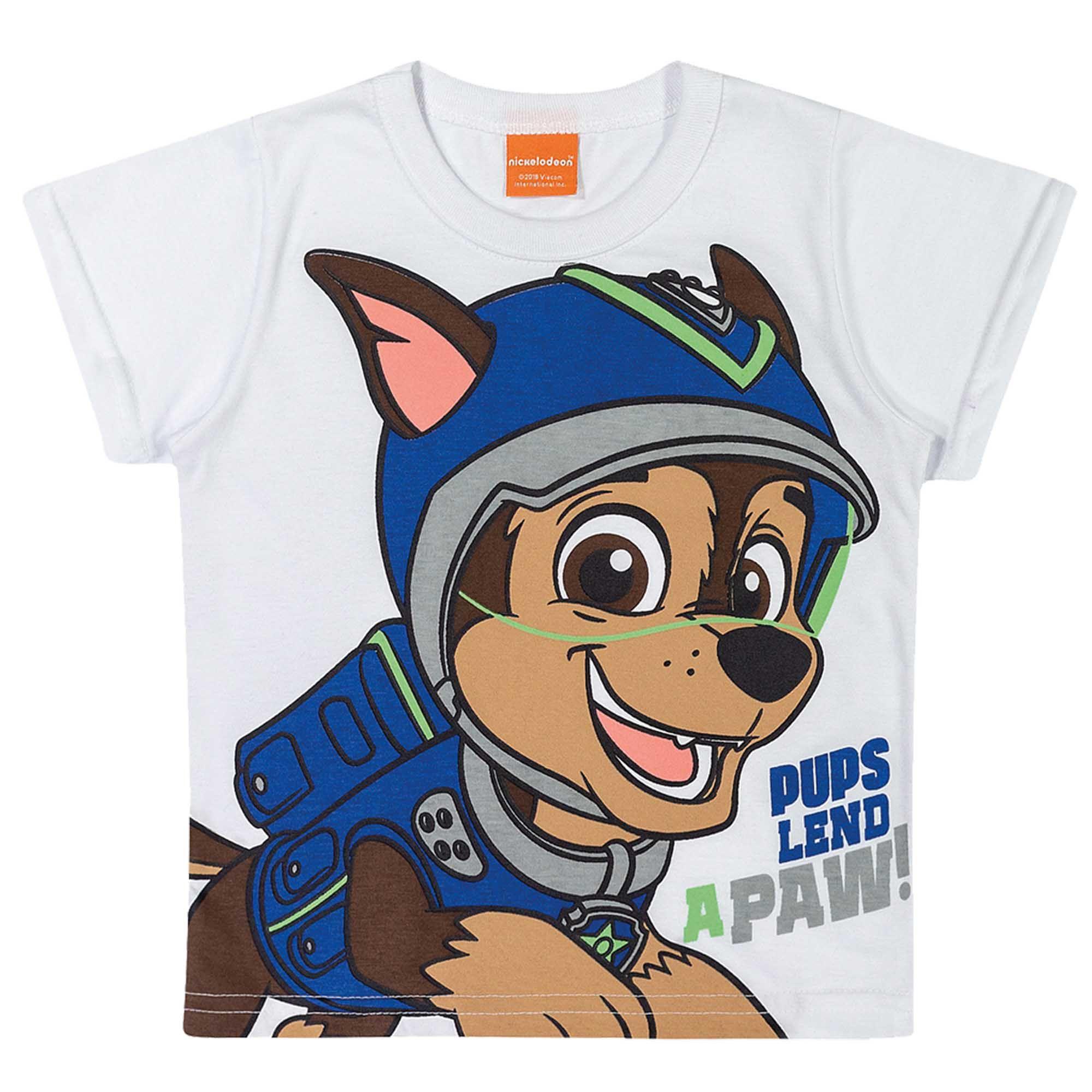Loungewear Romitex Chase Patrulha Canina - 4 ao 8