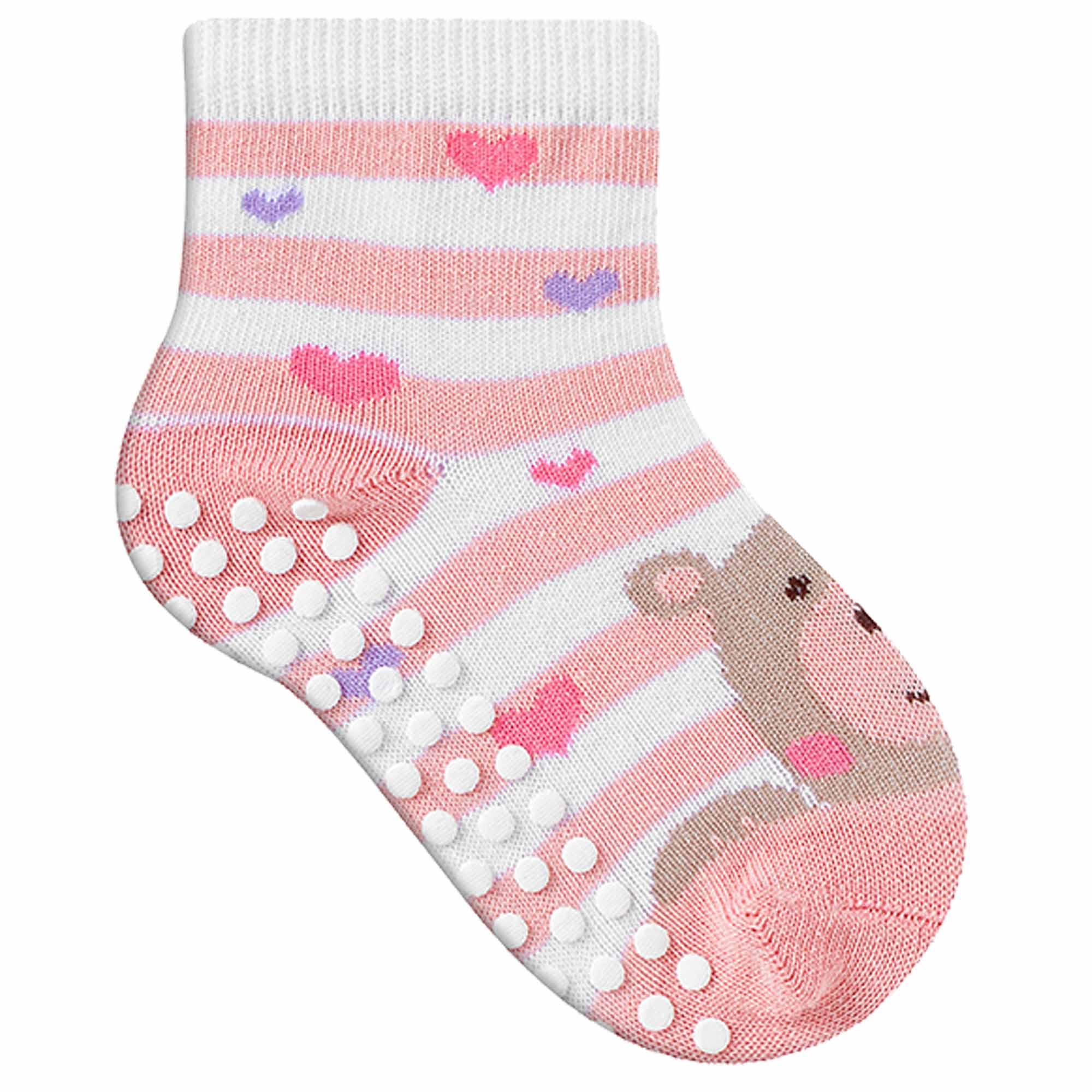 Meia Winston Comfort Socks Bichinhos - 16 a 19