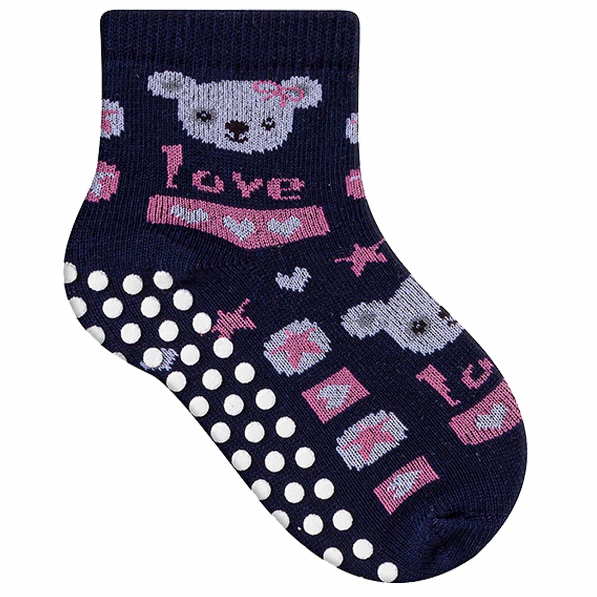 Meia Winston Comfort Socks Bichinhos - 20 a 23