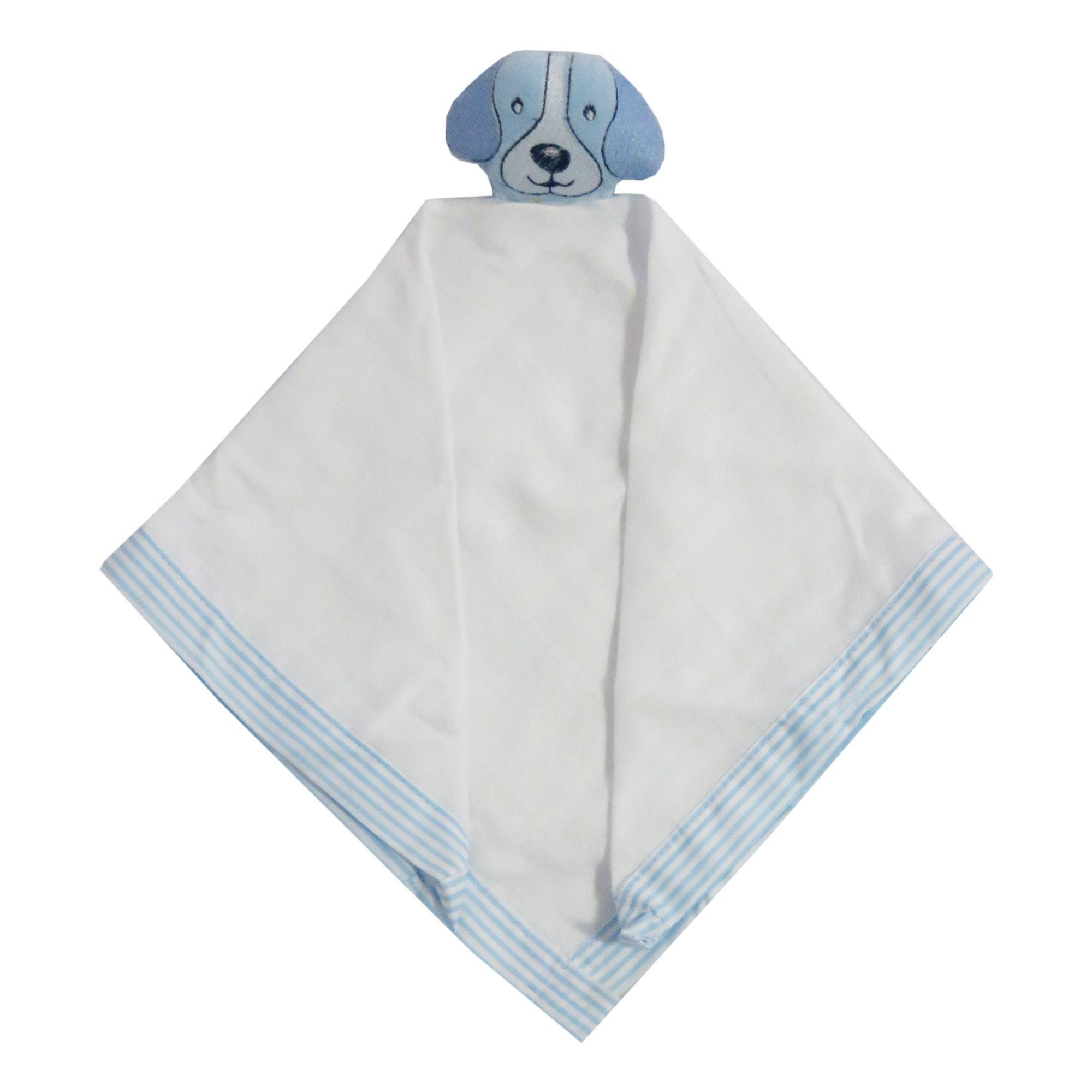 Naninha - Minasrey - Carinhas - Cachorro - Azul