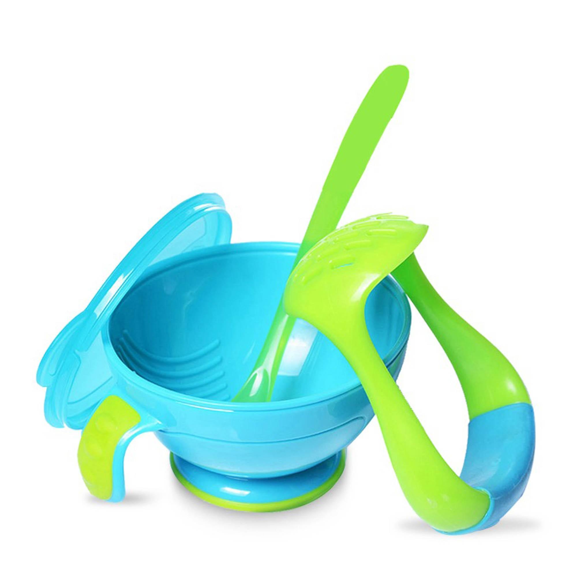 Preparador de Papinhas Cajovil Nûby +4M - Azul