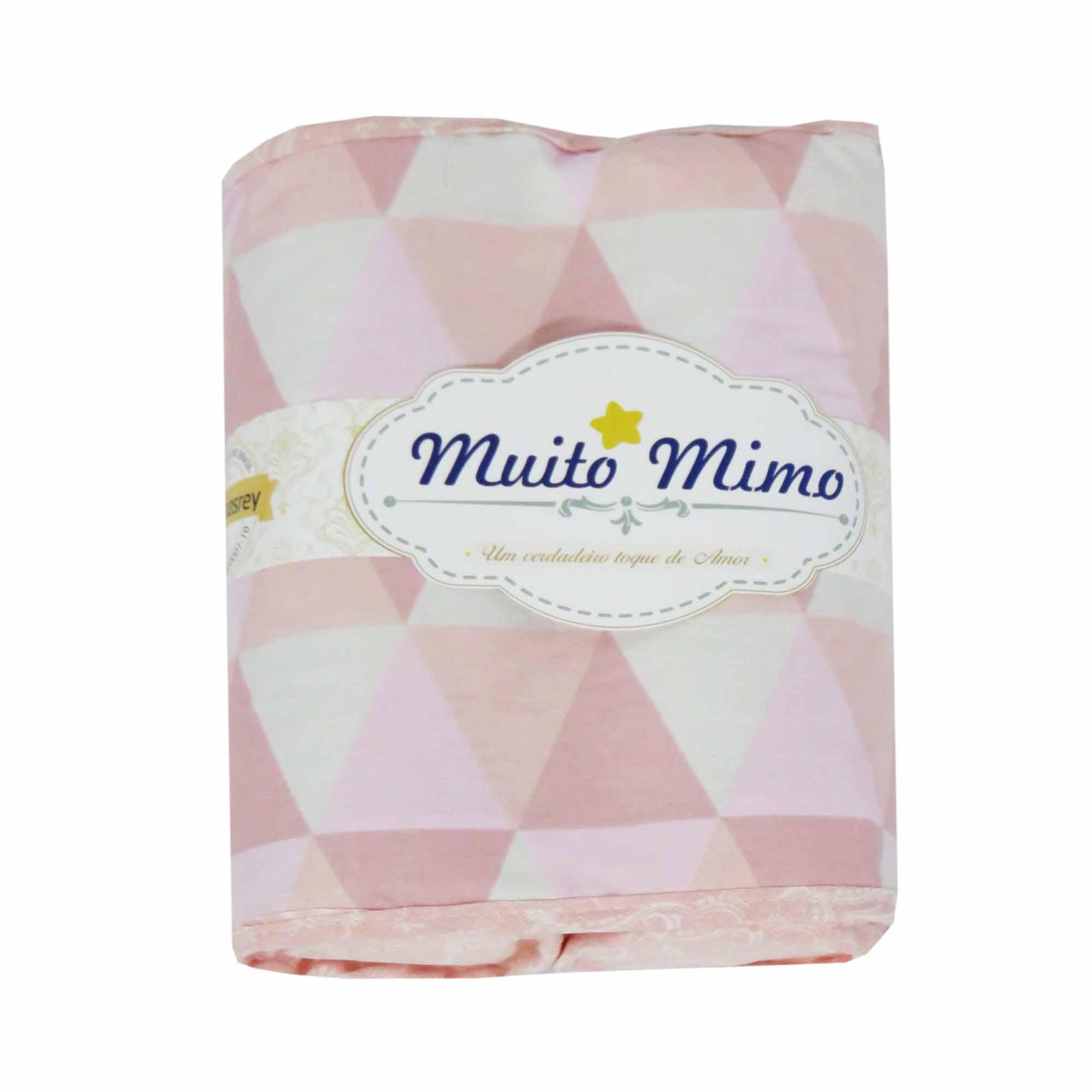Protege Bebê  Estampado - Minasrey - Muito Mimo