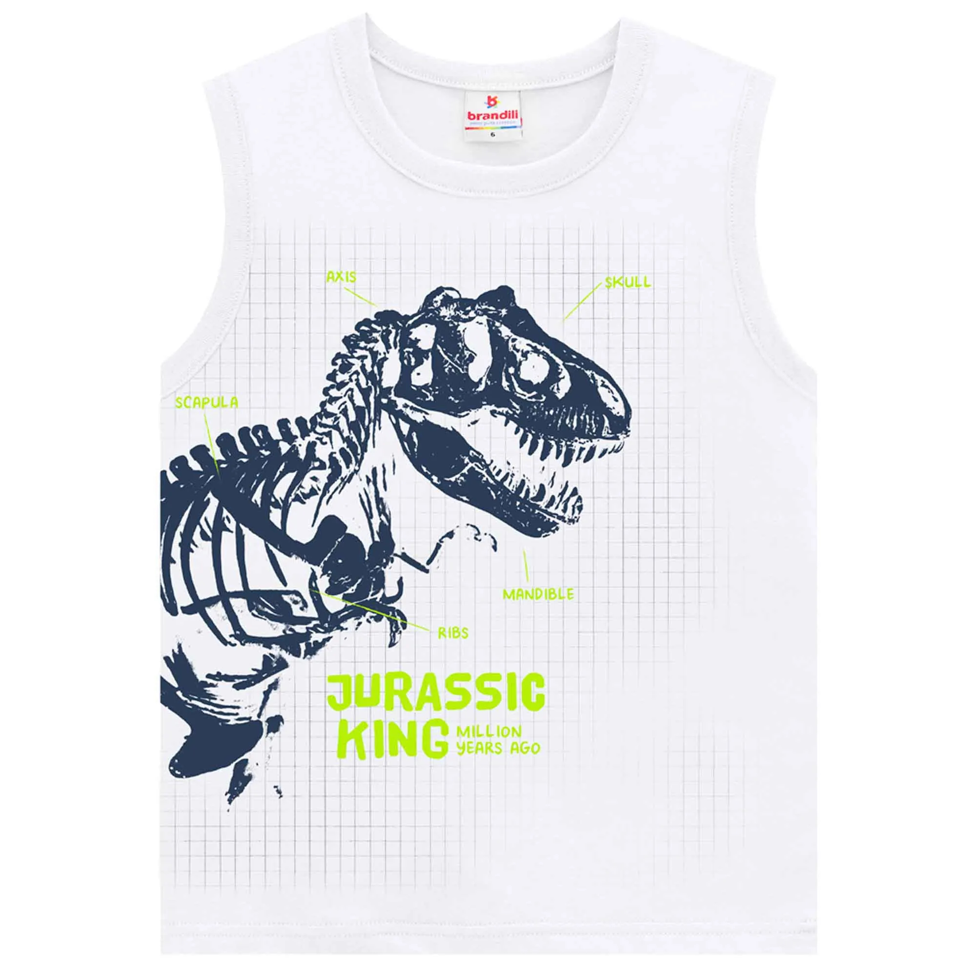 Regata Brandili Jurassic King - 12