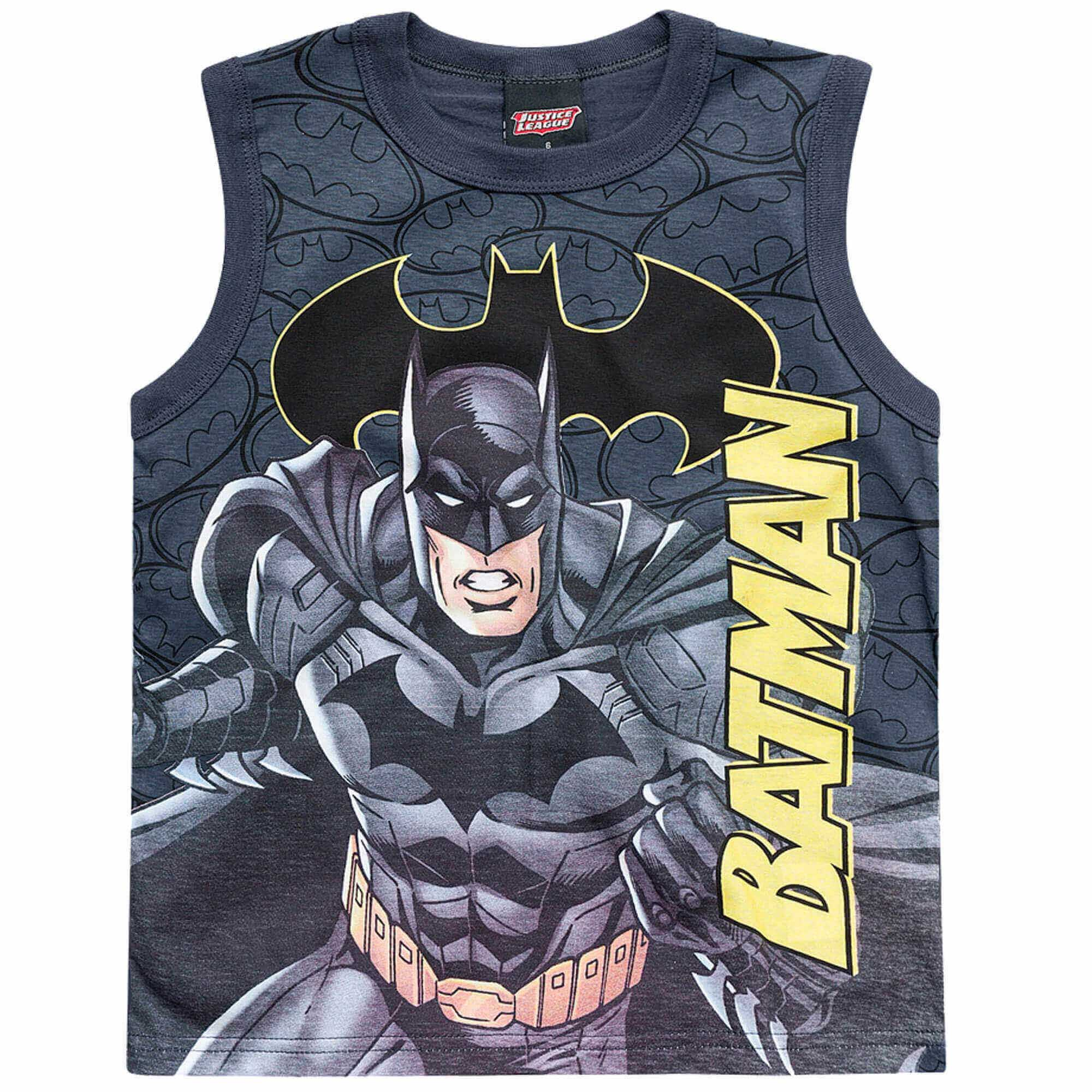Regata Brandili Batman - 4 ao 10