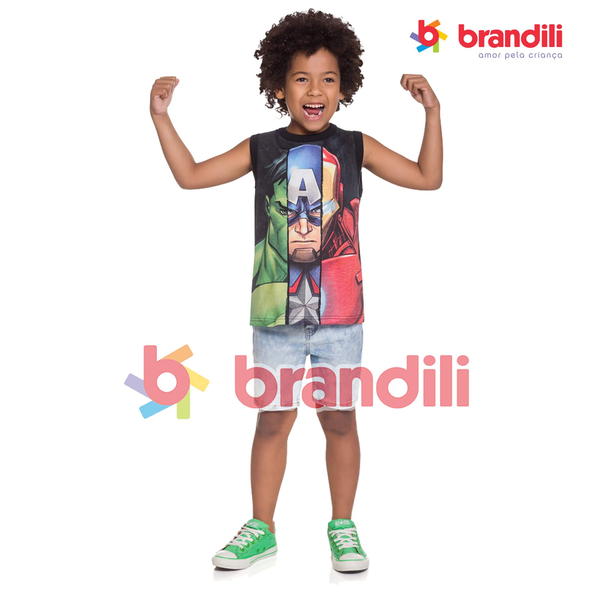 Regata Brandili Vingadores - 4 ao 10