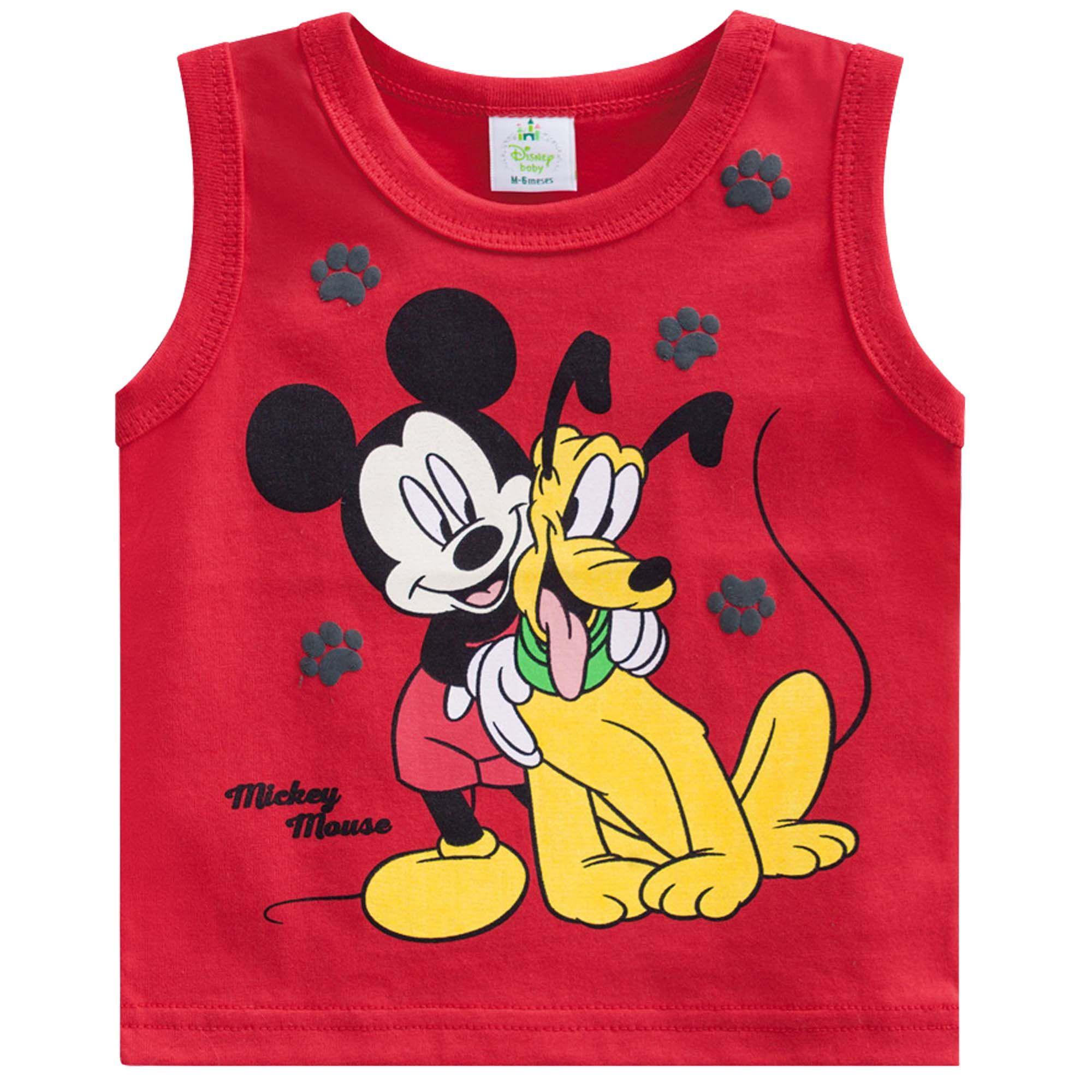 Regata Brandili Disney Mickey Mouse e Pluto - P ao G