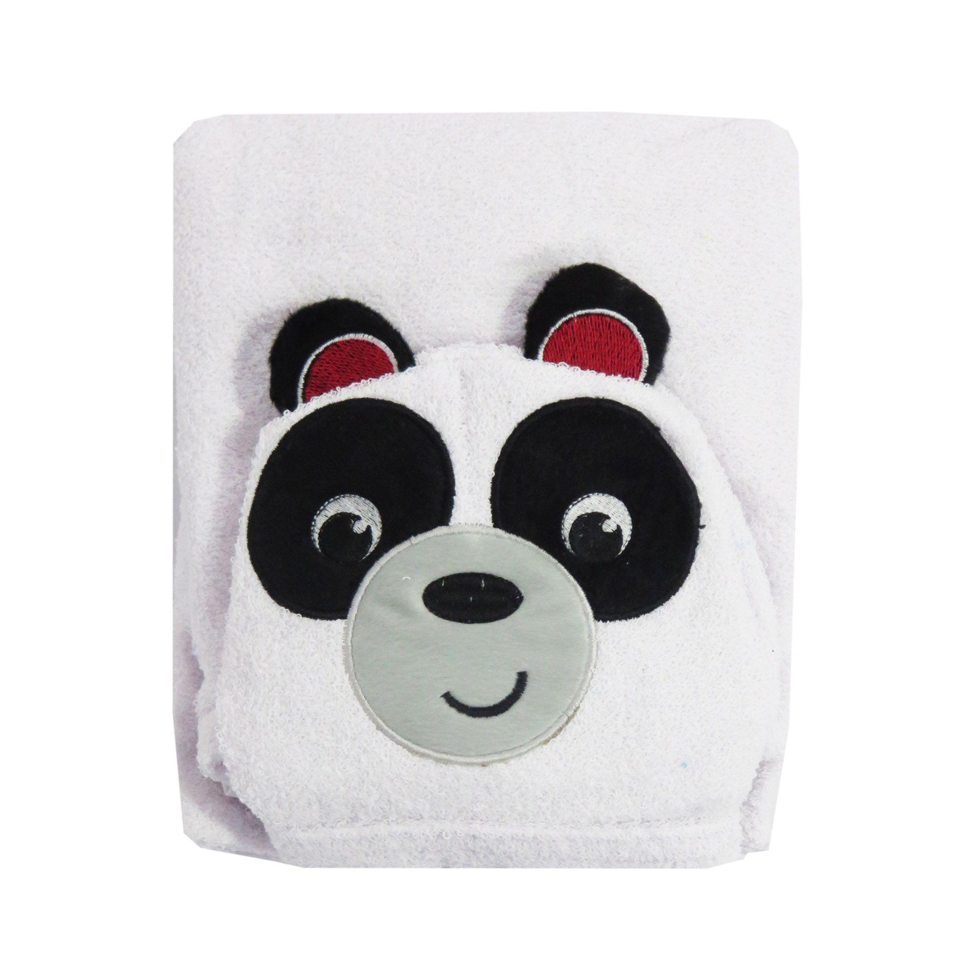 Roupão Incomfral Fisher-Price – Panda