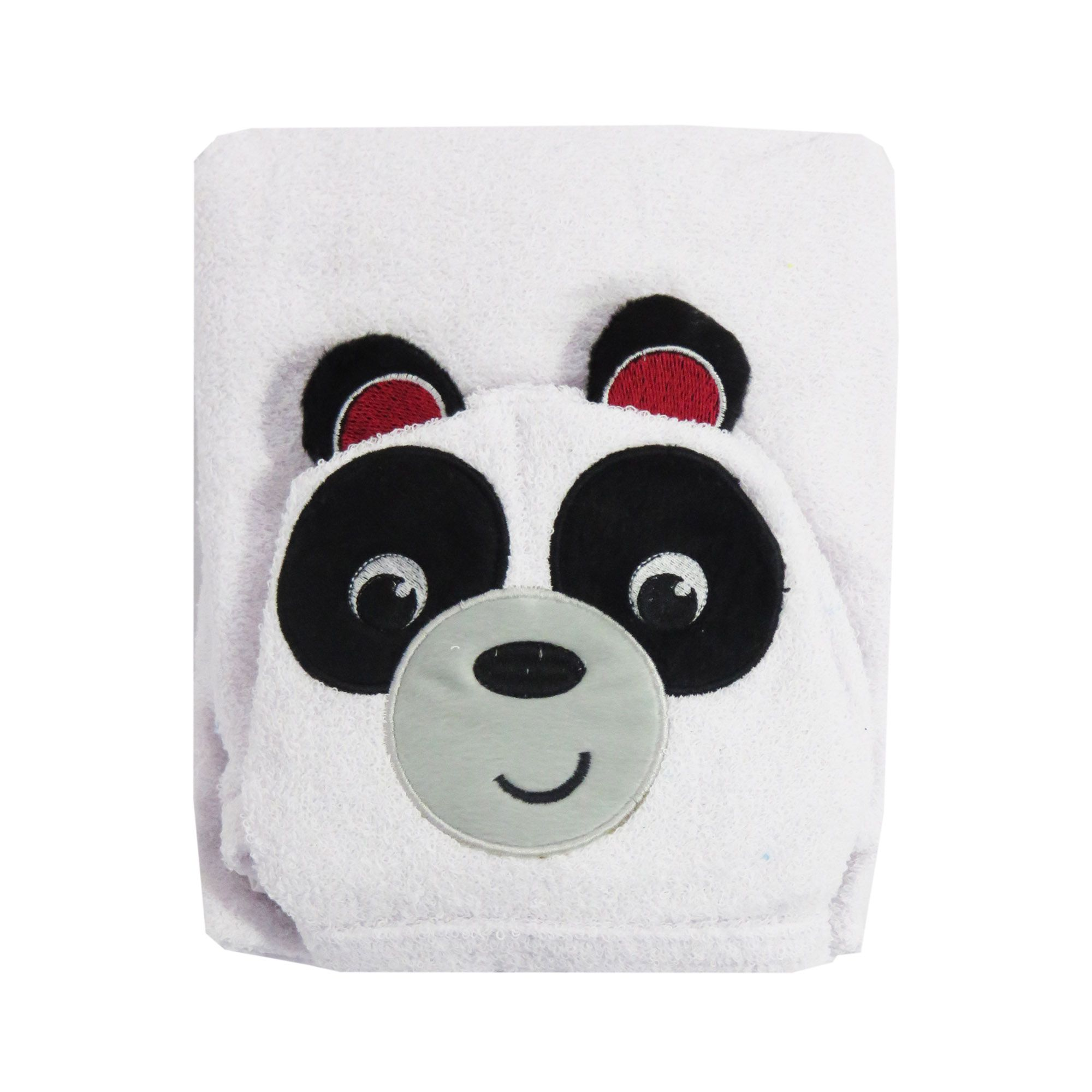 Roupão Incomfral Fisher-Price – Panda