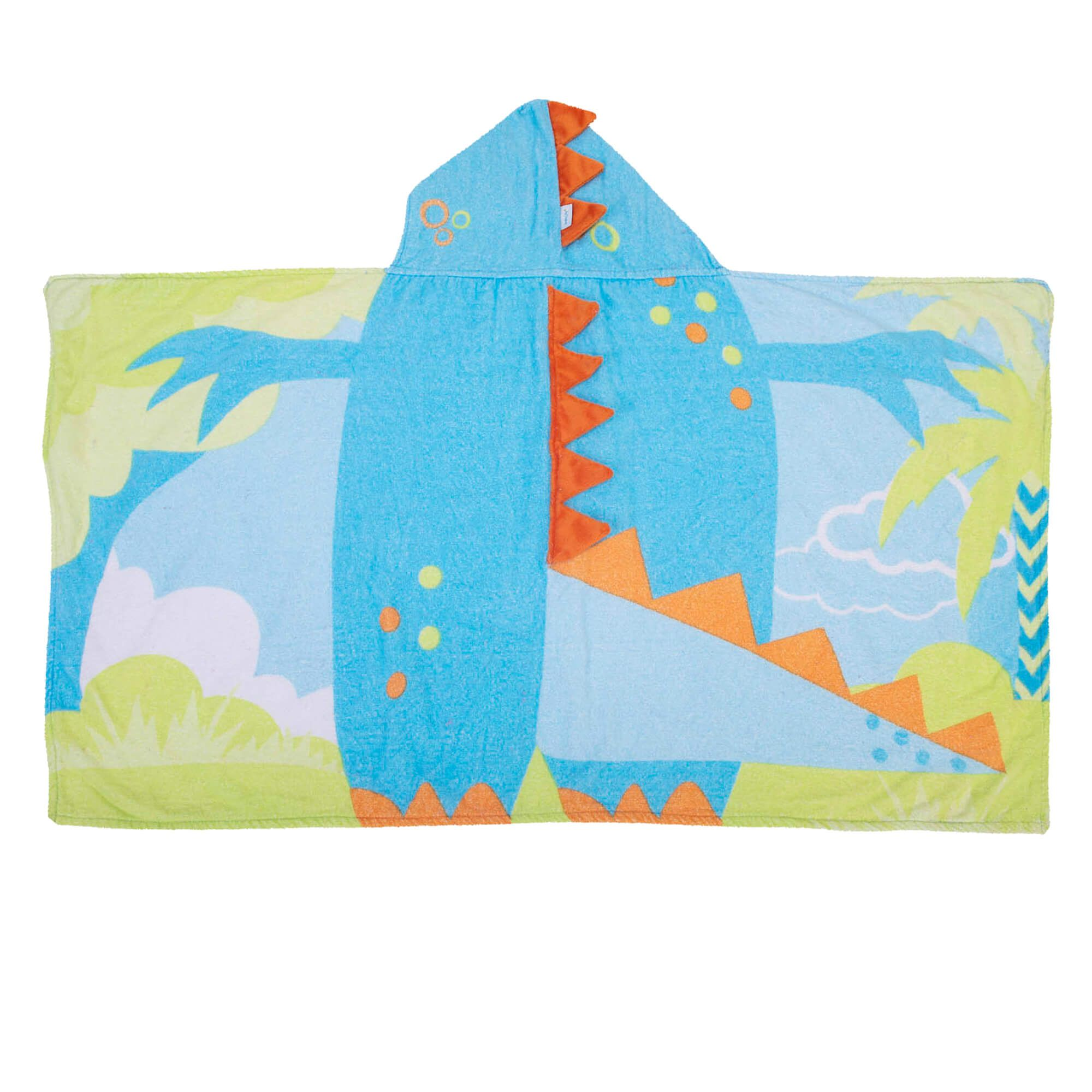 Toalha 3D Incomfral Babyjoy - Dino