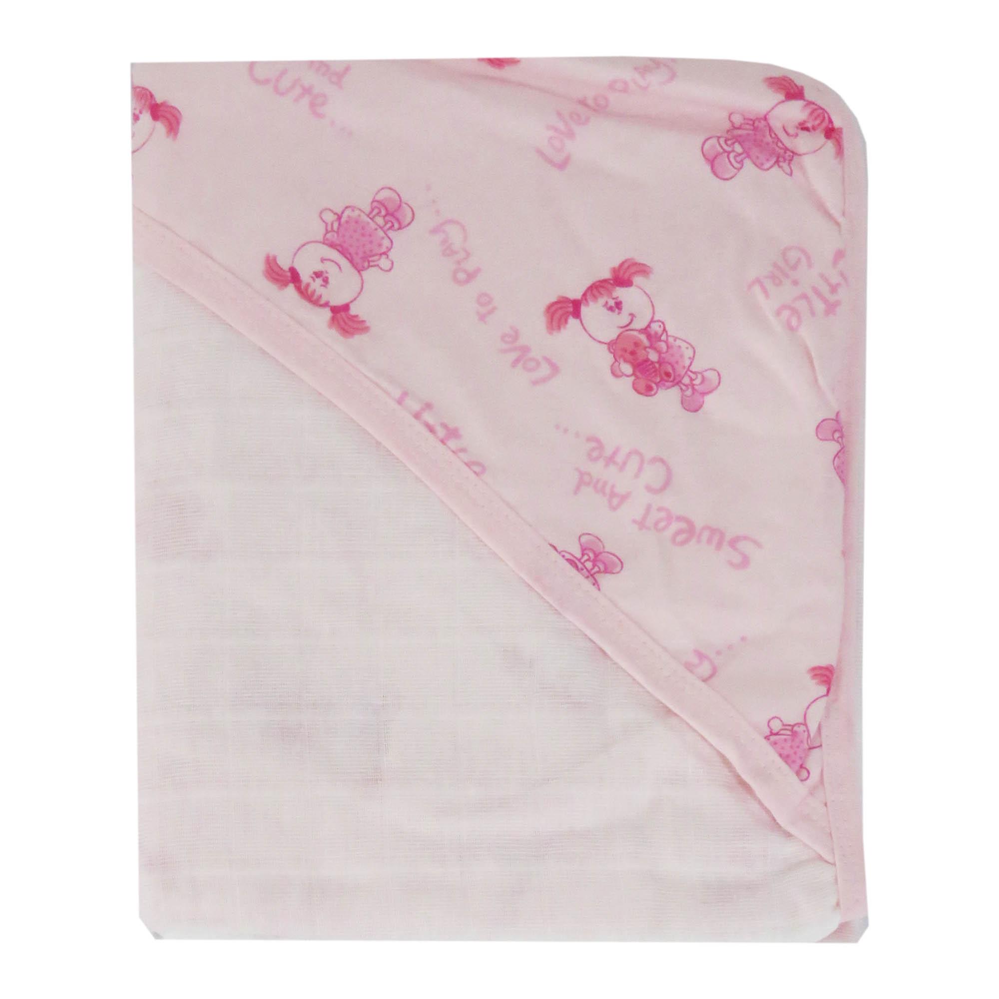 Toalha de Banho - Minasrey - Carícia Malhas - Rosa