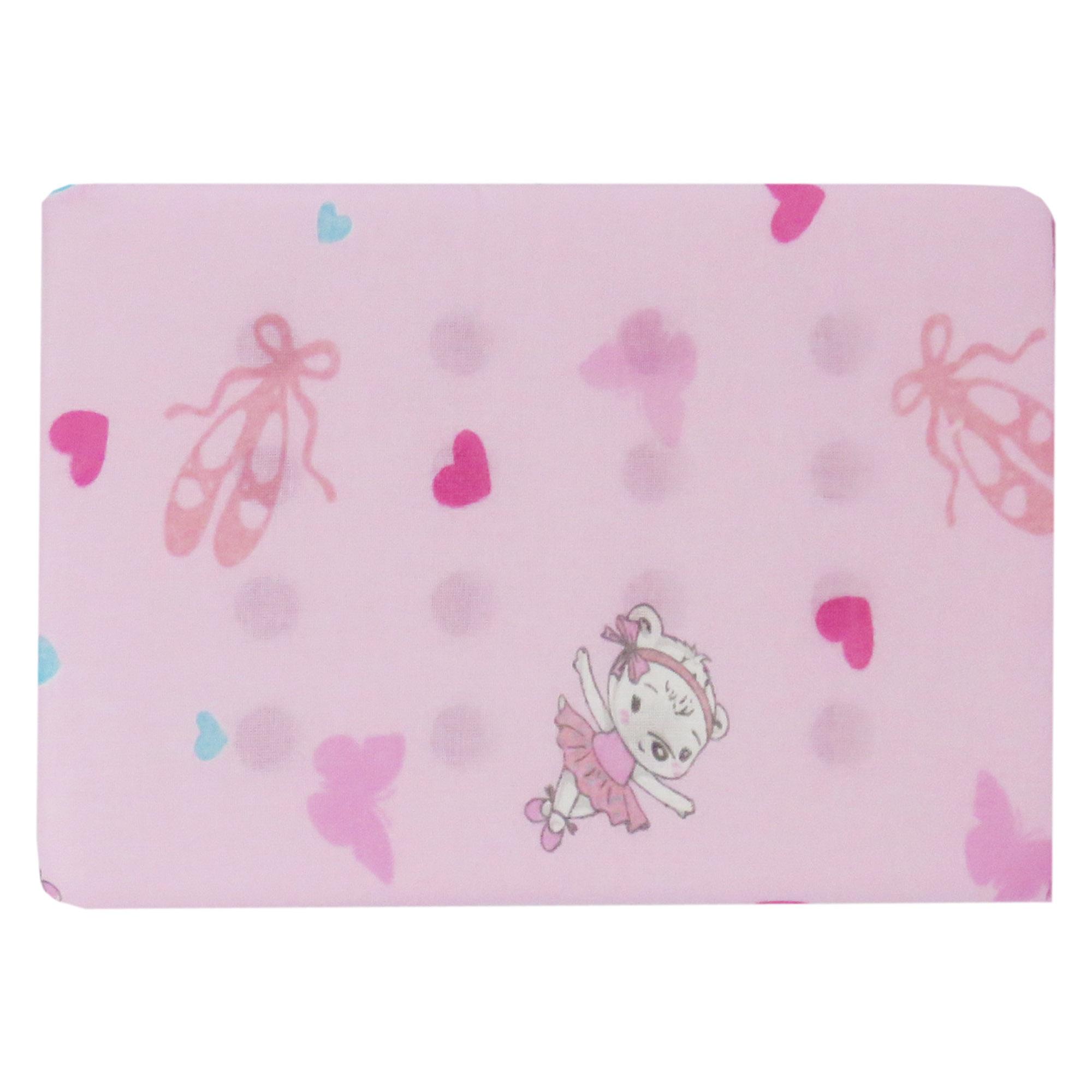 Travesseiro Antissufocante Estampado - Incomfral - Bambi - Menina Bailarina
