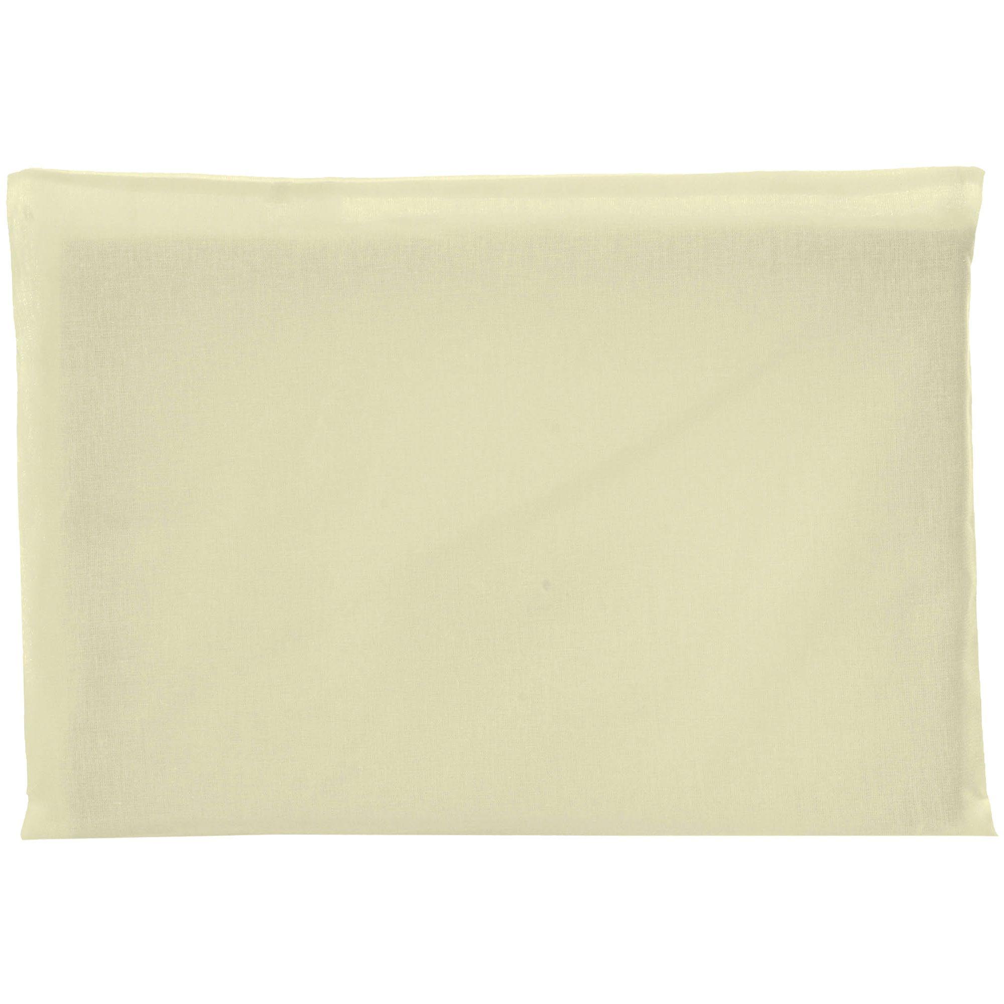 Travesseiro Antissufocante Incomfral Bambi - Liso - Amarelo Claro