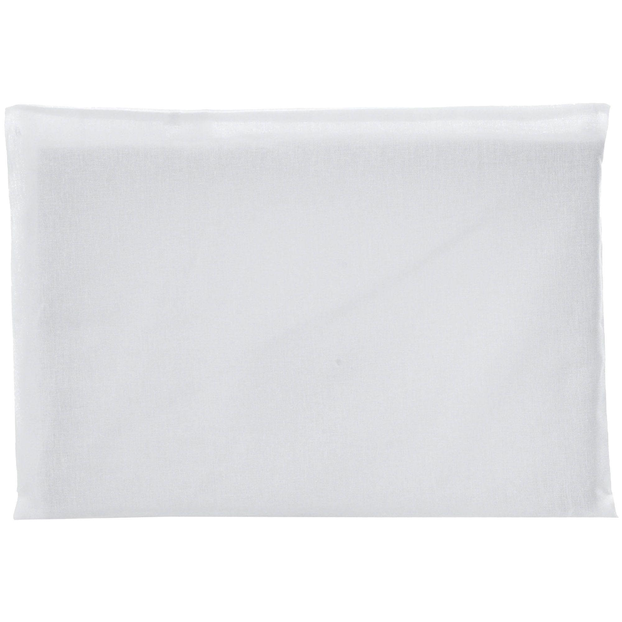 Travesseiro Antissufocante Incomfral Bambi - Liso - Branco