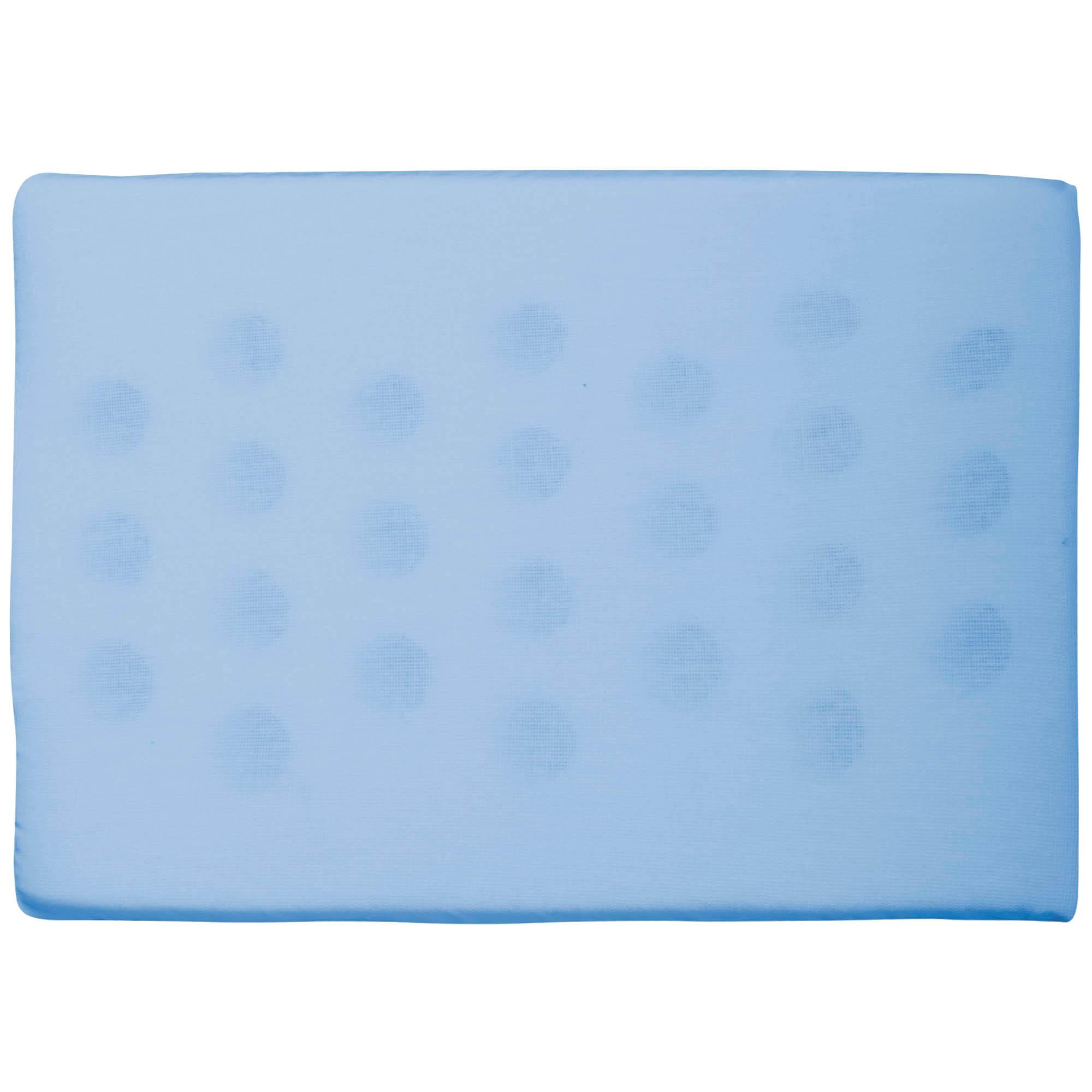 Travesseiro Antissufocante Liso - Incomfral - Bambi - Azul