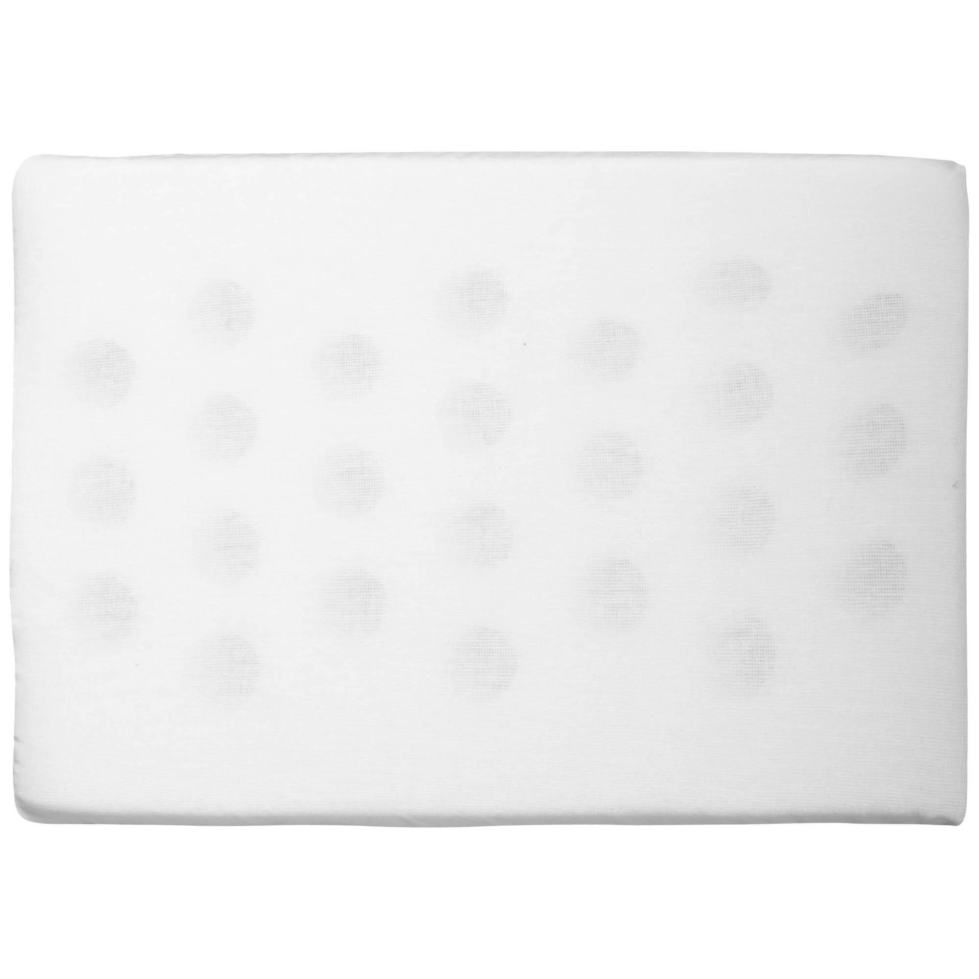 Travesseiro Antissufocante Liso - Incomfral - Bambi - Branco