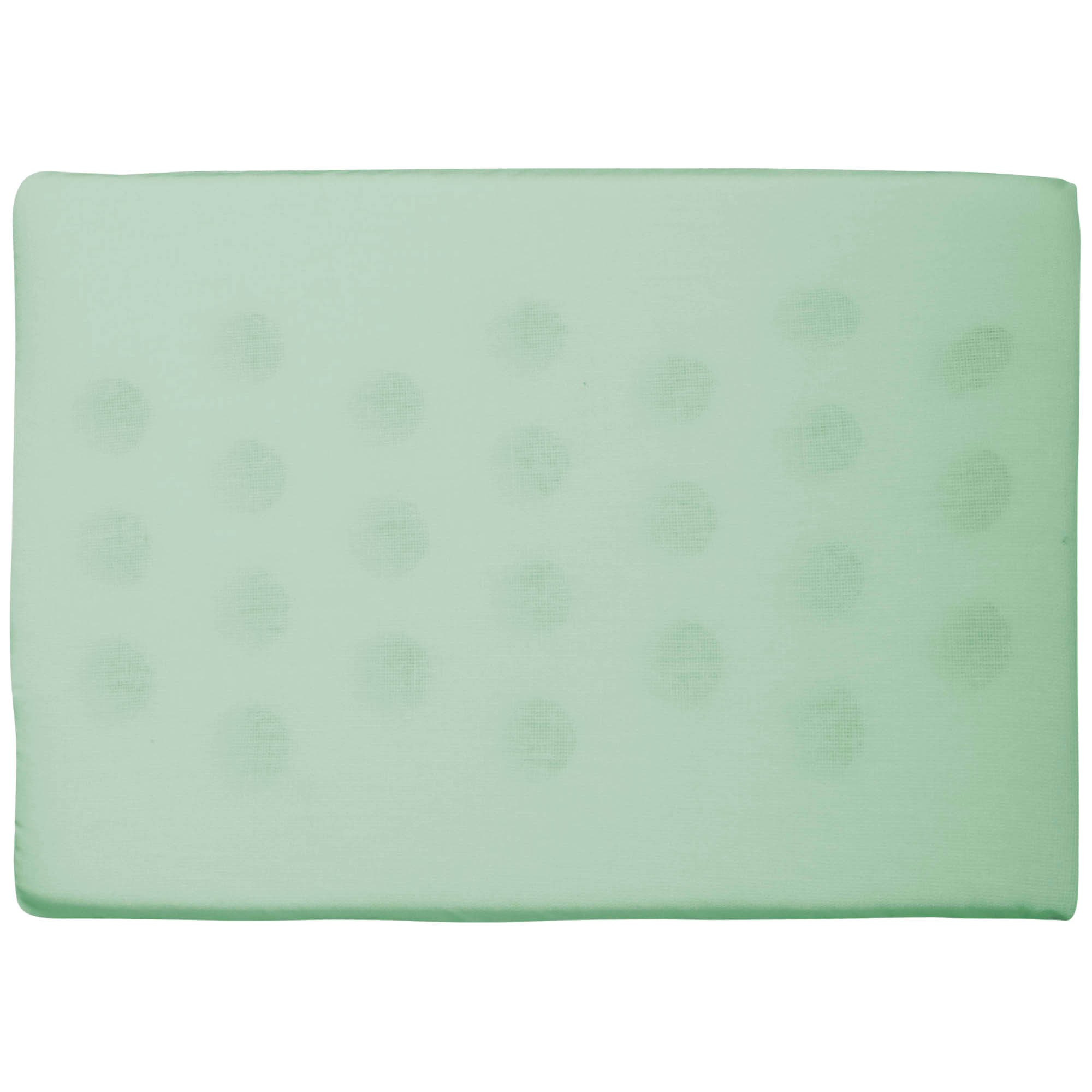 Travesseiro Antissufocante Liso - Incomfral - Bambi - Verde