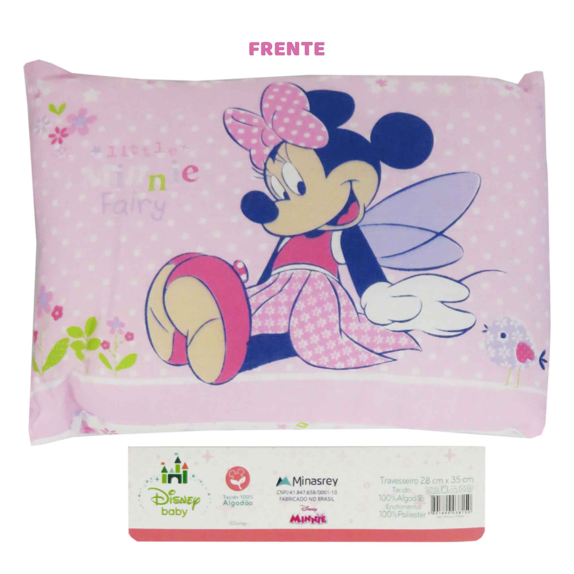 Travesseiro Minasrey Disney - Minnie