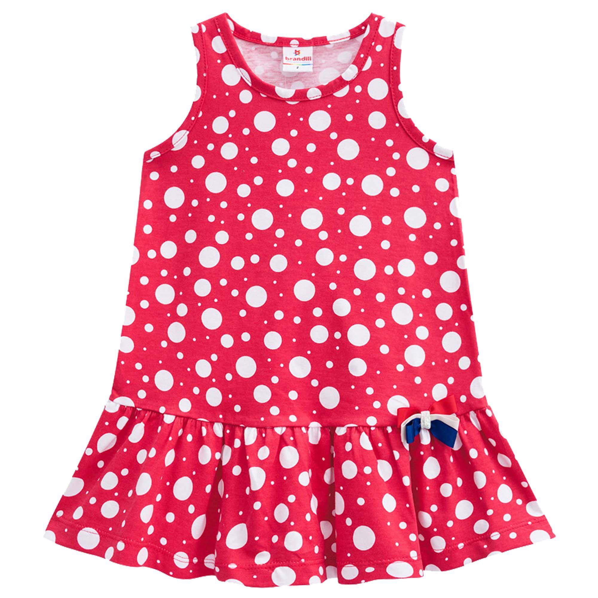 Vestido Verão Brandili Poás - 1 ao 3