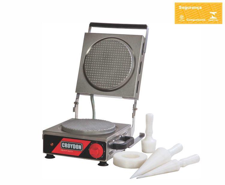 Máquina para Casquinha de Sorvete MCSS - Croydon