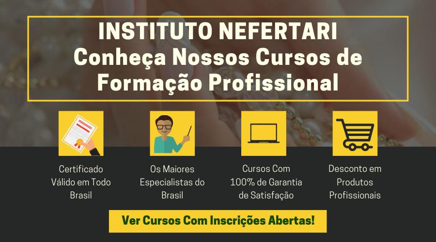 instituto nefertari - cursos de formação profissional