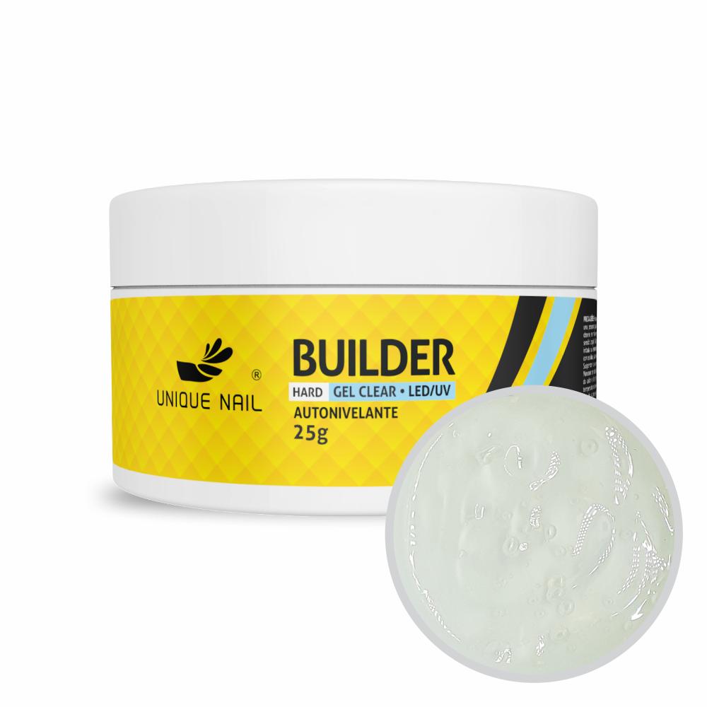 Gel Builder Hard 25g Unique Nail