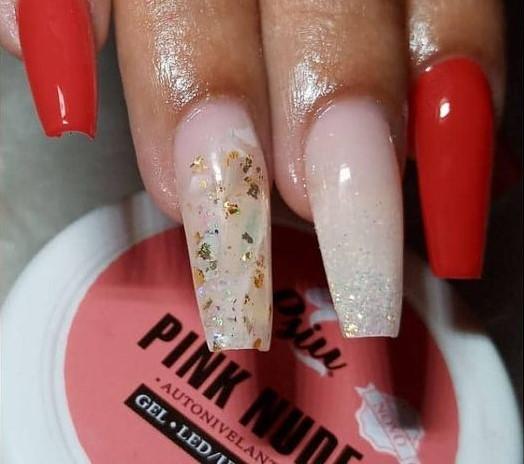 Gel Construtor Psiu Pink Nude Hard 25gr