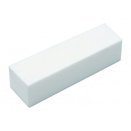 Lixa Bloco Polidora Fecha Poros para Unhas Gel, Fibra, Acrílico e Porcelana
