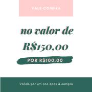 Vale-compra R$150,00