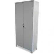 Armário de aço - 02 portas de abrir - Chapa 22