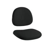 Assento e encosto - Kit Executiva- Tecido J Serrano Preto