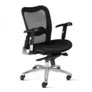 Cadeira Poltrona New Ergon diretor - Tela Mesh