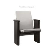 Cadeira Poltrona para auditório - Plus