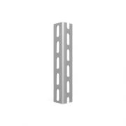 Coluna Para Estante Industrial L2 de 2 Mt - CH 14