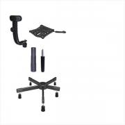 Kit Base para cadeira Costureira Nr17  Ergonômica